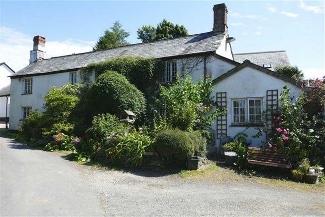 Thumbnail Property for sale in Eworthy, Germansweek, Beaworthy