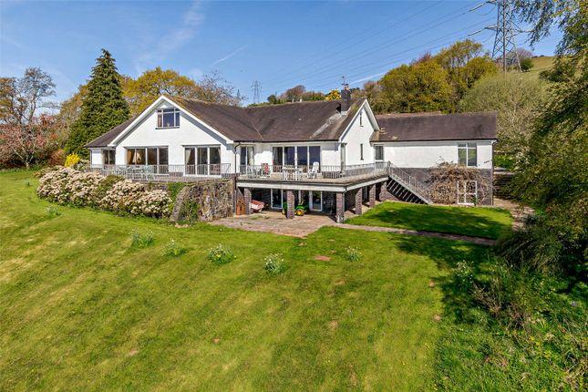 Thumbnail Detached house for sale in Graig Road, Lisvane, Cardiff