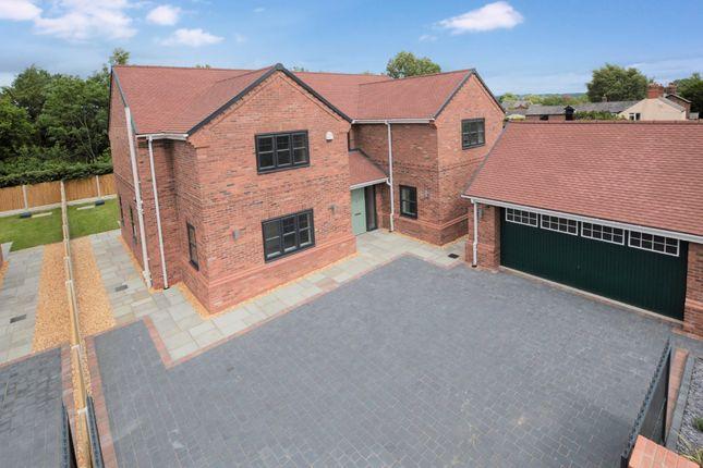 Thumbnail Detached house for sale in Tarporley Road, Duddon, Tarporley