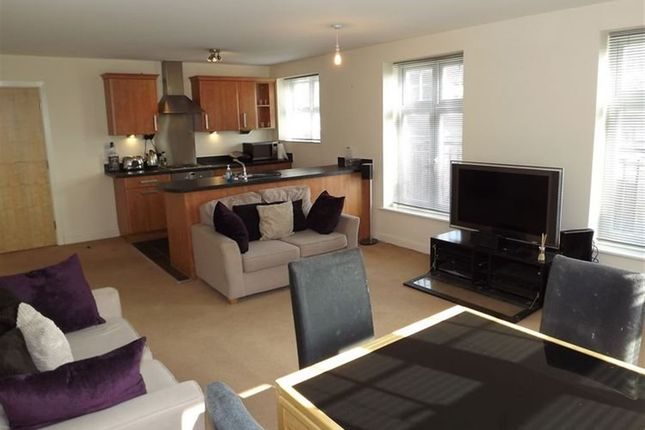 Thumbnail Flat to rent in Frederick Street, Aldershot