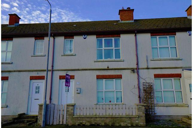 Thumbnail Terraced house for sale in Shore Road, Ballyhalbert