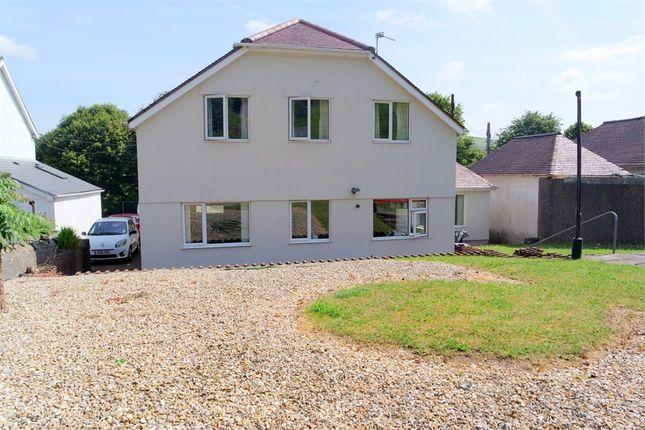 Thumbnail Detached house for sale in Lyn Wood, Maesteg Road, Maesteg, Mid Glamorgan