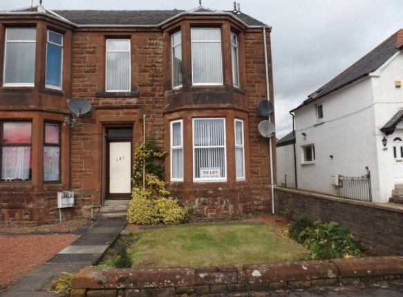 Thumbnail Flat to rent in 121 East Main Street, Darvel, Ayrshire