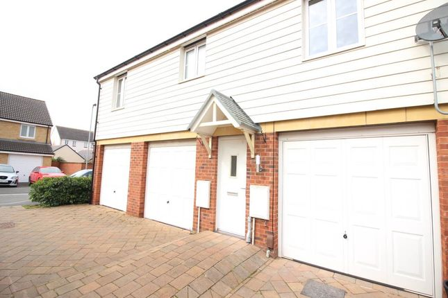 Thumbnail Flat to rent in Beading Close, Newport, Gwent