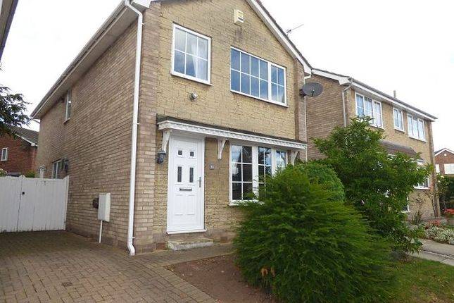 Thumbnail Detached house to rent in Staunton Road, Cantley, Doncaster