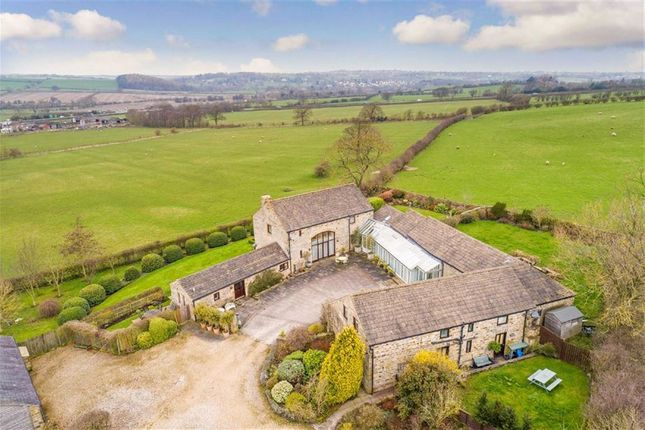 Thumbnail Detached house for sale in Walton Head Lane, Kirkby Overblow, North Yorkshire