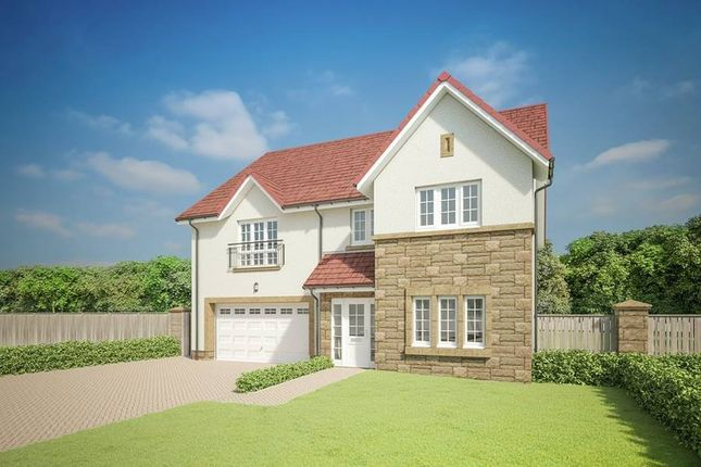 "Thumbnail Detached house for sale in ""The Lewis"" at Kirk Brae, Cults, Aberdeen"