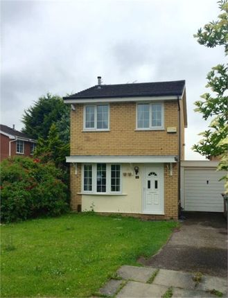 Thumbnail Link-detached house for sale in Ikin Close, Bidston, Prenton, Merseyside