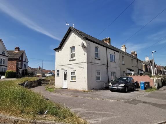 Front of Hamworthy, Poole, Dorset BH15