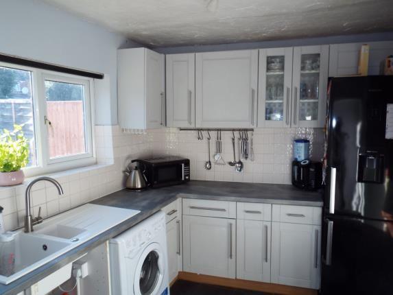 Kitchen of Grangemouth Road, Radford, Coventry, West Midlands CV6