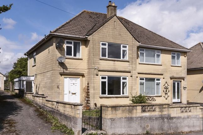 Thumbnail Semi-detached house to rent in Southdown Road, Bath