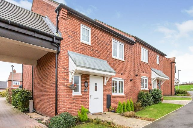 Thumbnail Semi-detached house to rent in Field View Road, Congleton, Cheshire