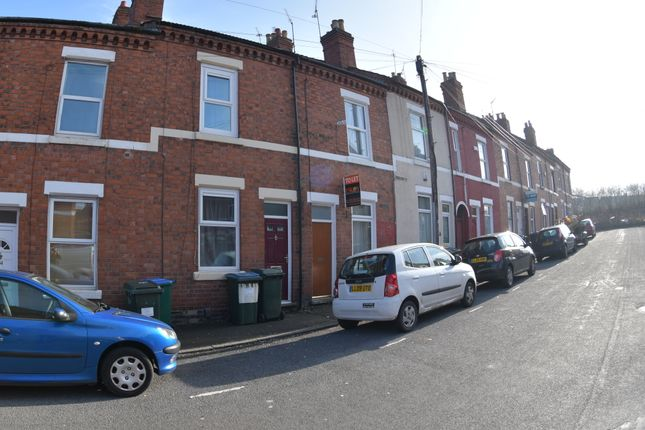 Thumbnail End terrace house to rent in Gordon Street, Earlsdon, Coventry
