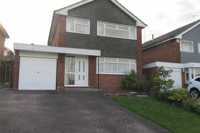 Thumbnail Detached house to rent in Bude Road, Walsall