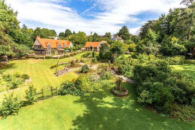 Thumbnail Detached house for sale in Fountain Lane, Winscombe, Somerset