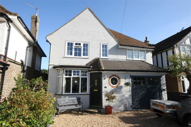 Thumbnail Detached house for sale in Holland Avenue, Little Common, Bexhill On Sea
