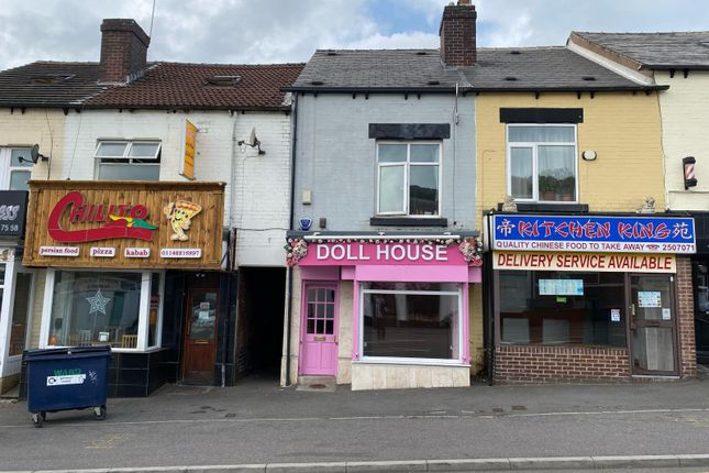 1 bed flat for sale in Chesterfield Road, Woodsdeats S8