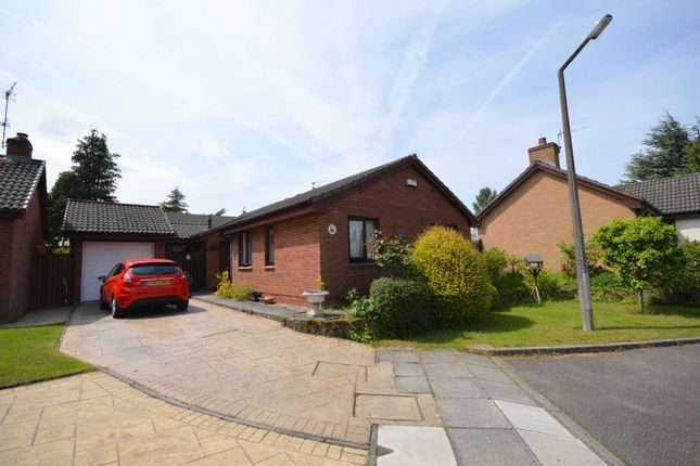 Thumbnail Detached bungalow for sale in The Pines, Spital, Wirral