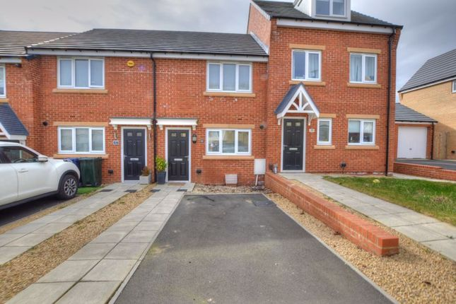 2 bed terraced house for sale in Dunblane Crescent, West Denton, Newcastle Upon Tyne NE5
