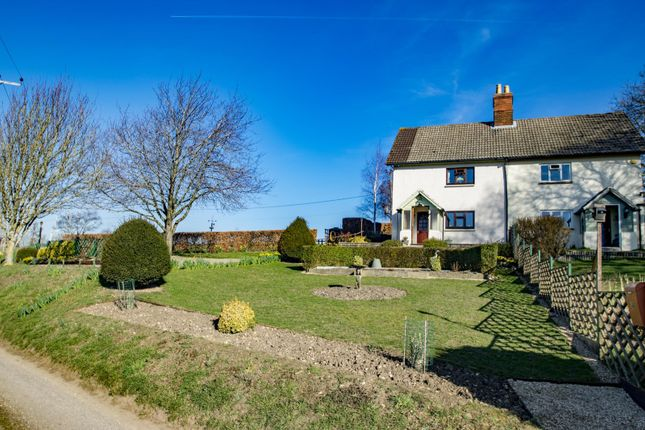 Thumbnail Semi-detached house for sale in Grove Farm Cottages, Goring, Reading