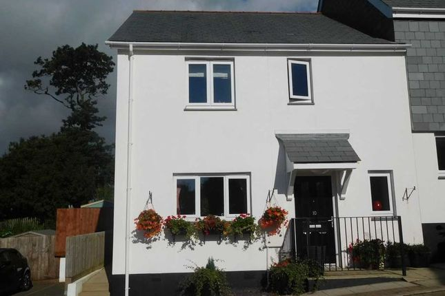 Semi-detached house for sale in Roberts Close, Mevagissey, St. Austell