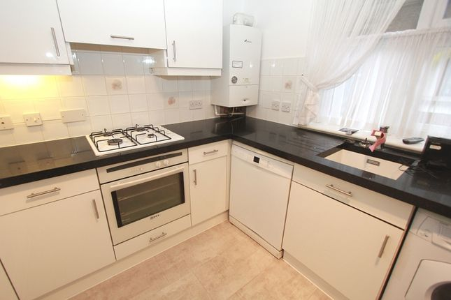 Kitchen of Cedarwood Lodge, Orchard Drive, Edgware, Greater London. HA8