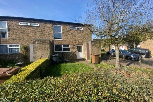 Thumbnail Property to rent in Canterbury Way, Stevenage