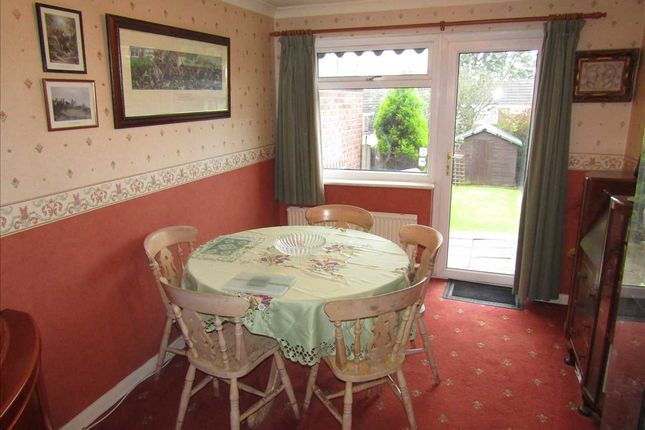 Dining Room of Sobers Gardens, Arnold, Nottingham NG5