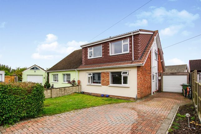 Thumbnail Semi-detached house for sale in Bourton Close, Patchway, Bristol