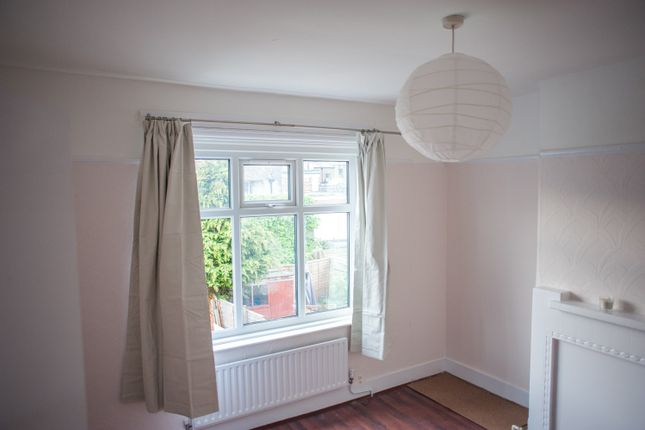 Thumbnail Terraced house to rent in Hester Road, London