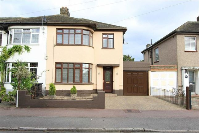 Thumbnail Semi-detached house for sale in Westrow Drive, Barking, Essex