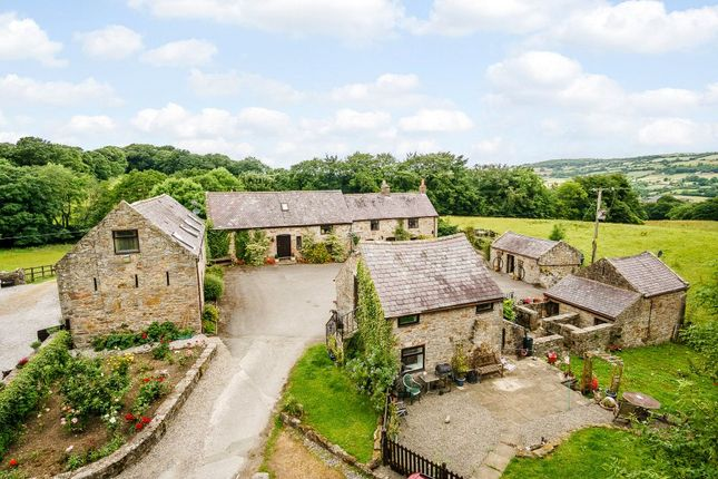 Thumbnail Detached house for sale in Llanfynydd, Wrexham, Clwyd