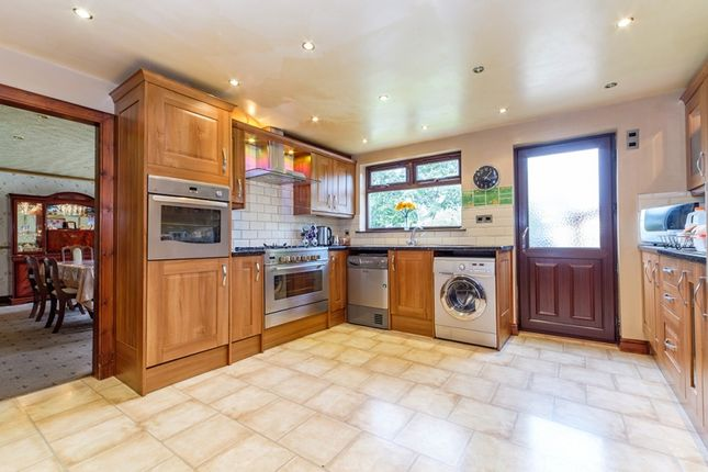 Thumbnail 4 bed bungalow for sale in Nantwich Drive, Craigentinny, Edinburgh