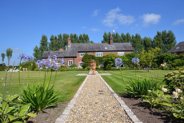 Thumbnail Detached house for sale in Finches Farm, Syd Brook Lane, Mawdesley