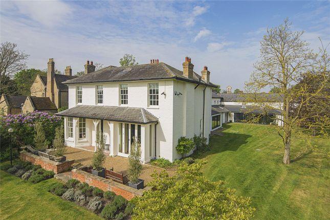 Thumbnail Detached house for sale in High Street, Hemingford Grey, Huntingdon, Cambridgeshire