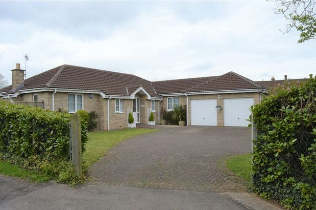 Thumbnail Detached bungalow for sale in Withies Lane, Midsomer Norton, Radstock