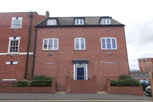 Thumbnail Flat to rent in Charter Mews, Lichfield