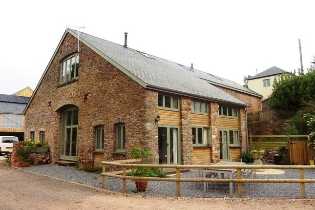 Thumbnail Barn conversion to rent in Lower Westerland Barns, Westerland, Marldon Village, Paignton, Devon