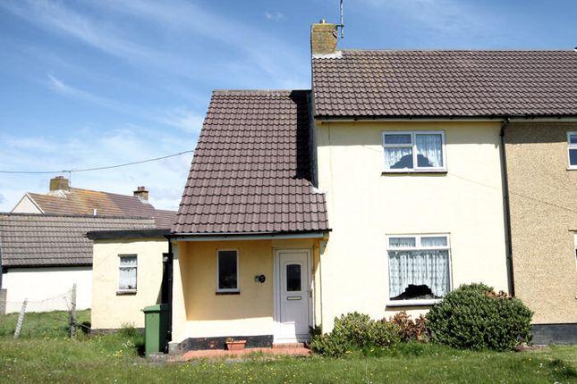 2 bed semi-detached house for sale in Sandilands Road, Tywyn Gwynedd