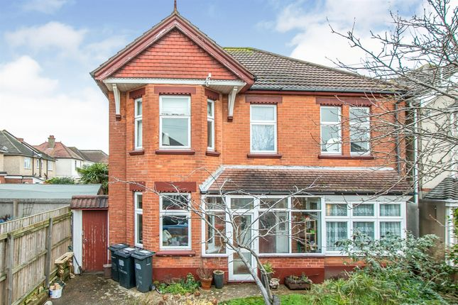 Thumbnail Detached house for sale in Stamford Road, Southbourne, Bournemouth
