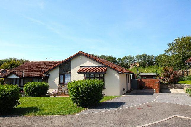 Thumbnail Semi-detached bungalow for sale in Ffordd Llyffant, Birchgrove, Swansea
