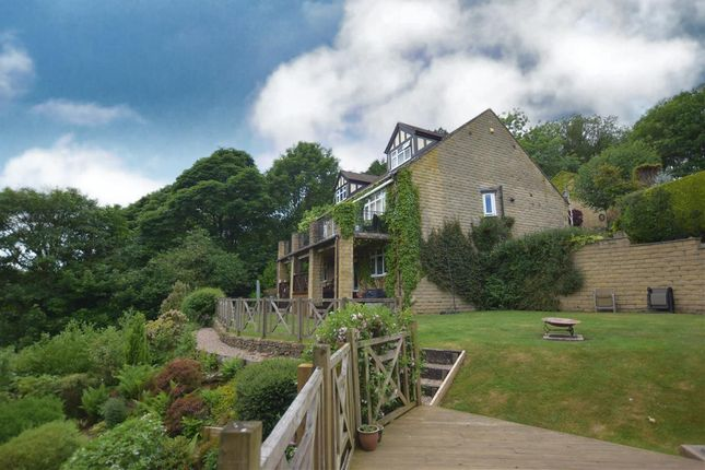 Thumbnail Detached house for sale in Start Lane, Whaley Bridge, High Peak