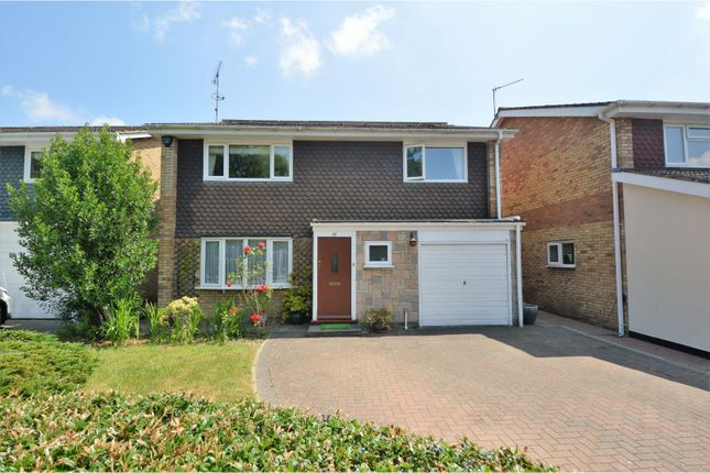 Thumbnail Detached house for sale in Talbrook, Brentwood
