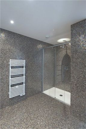 Shower Room of Eze Sur Mer, French Riviera, 06360