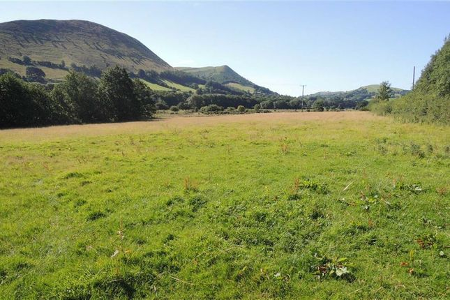 Thumbnail Farm for sale in Land Formerly Part Of Neuaddllwyd, Llandinam, Powys