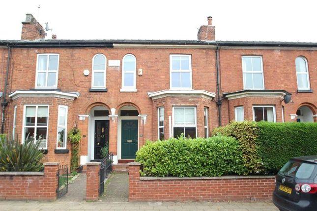 Thumbnail Terraced house for sale in Osborne Road, Altrincham