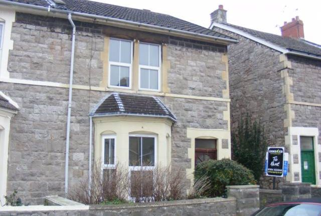 Thumbnail Flat to rent in George Street, Weston-Super-Mare, North Somerset