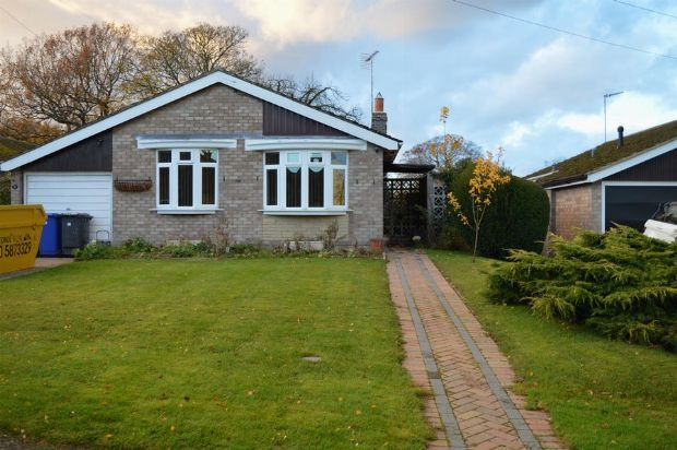 Thumbnail Detached bungalow to rent in Green Street, Milton Malsor, Northampton