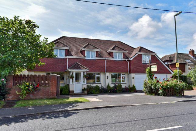 Thumbnail Detached house for sale in Everton Road, Hordle, Lymington