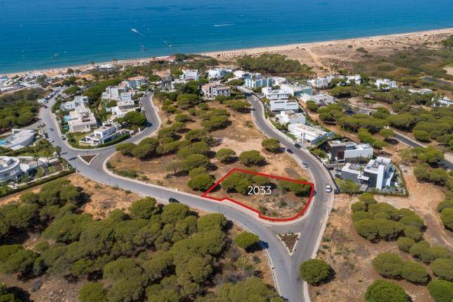 Thumbnail Land for sale in Vale De Lobo, Almancil, Loulé